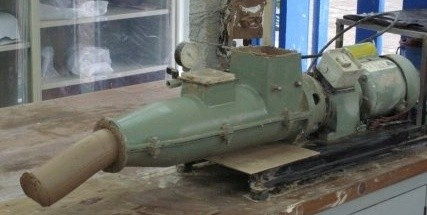 電動搓泥機 Plugmill